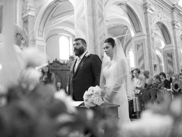 Il matrimonio di Giacomo e Elisa a Bordolano, Cremona 14