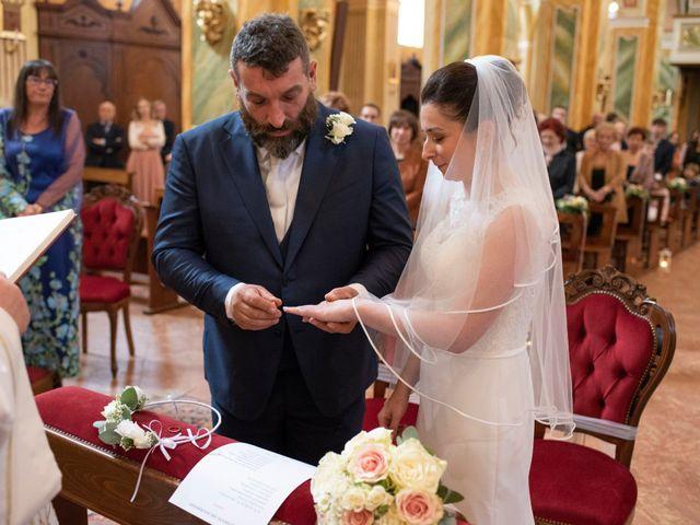 Il matrimonio di Giacomo e Elisa a Bordolano, Cremona 16