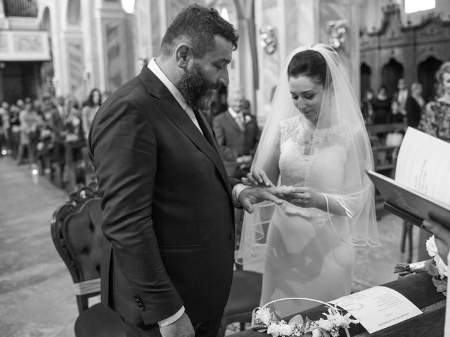 Il matrimonio di Giacomo e Elisa a Bordolano, Cremona 19