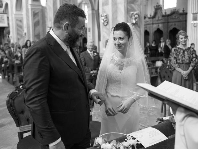 Il matrimonio di Giacomo e Elisa a Bordolano, Cremona 20