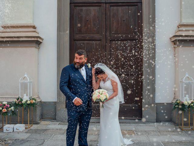 Il matrimonio di Giacomo e Elisa a Bordolano, Cremona 22