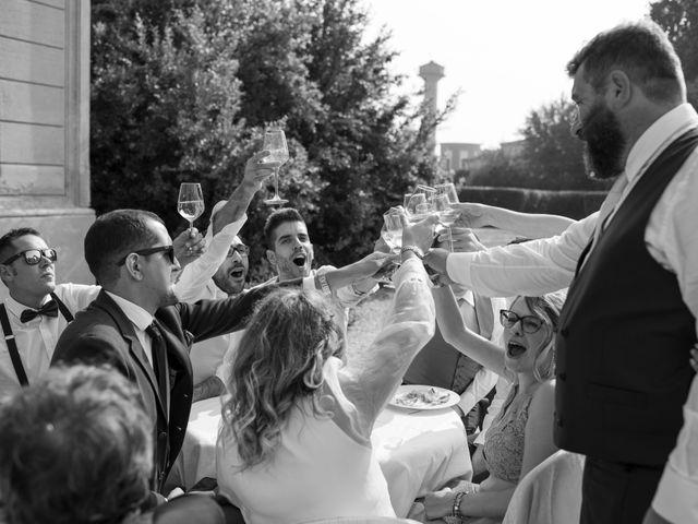 Il matrimonio di Giacomo e Elisa a Bordolano, Cremona 27
