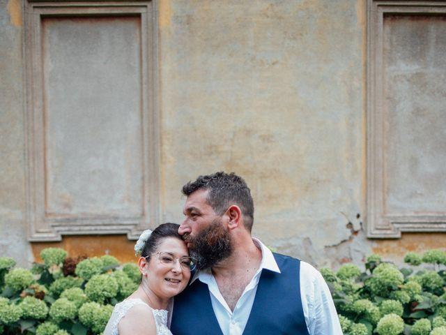 Il matrimonio di Giacomo e Elisa a Bordolano, Cremona 32