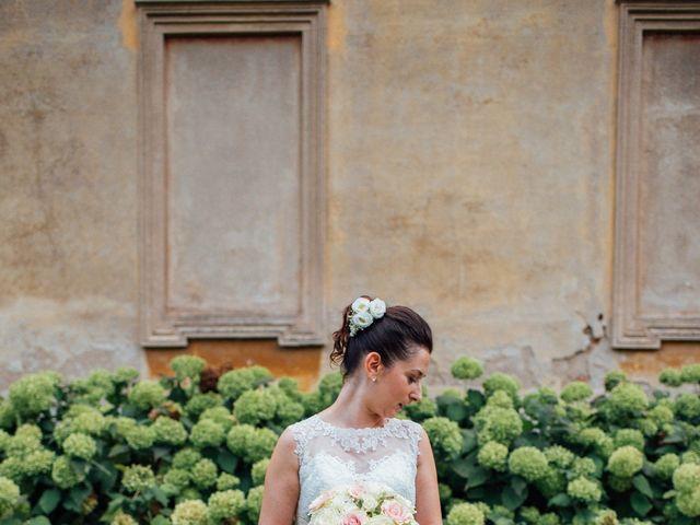 Il matrimonio di Giacomo e Elisa a Bordolano, Cremona 34