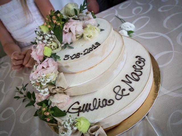 Il matrimonio di Marco e Giulia a Cervia, Ravenna 65