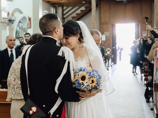 Il matrimonio di Rocco e Giulia a Potenza, Potenza 33