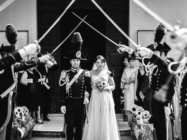 Il matrimonio di Rocco e Giulia a Potenza, Potenza 36