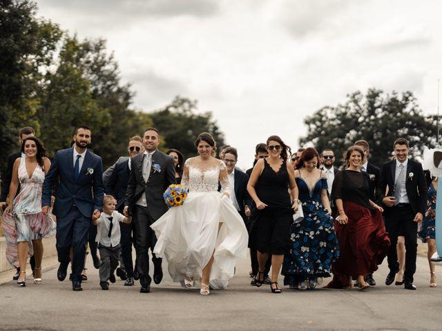 Il matrimonio di Rocco e Giulia a Potenza, Potenza 39