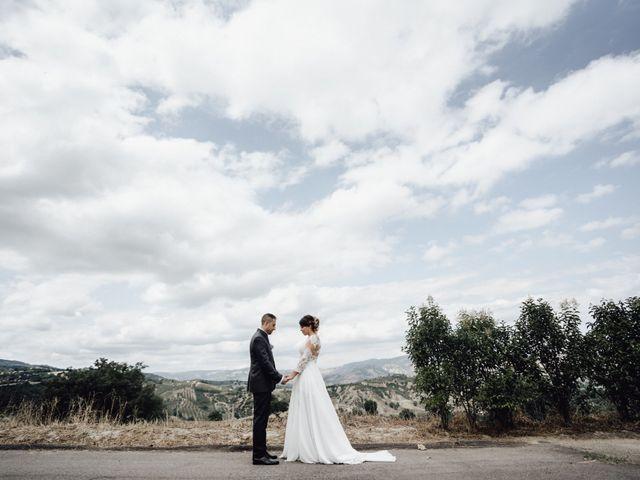 Il matrimonio di Rocco e Giulia a Potenza, Potenza 47