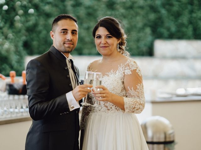Il matrimonio di Rocco e Giulia a Potenza, Potenza 52