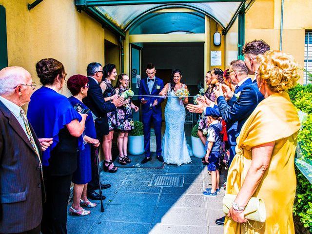 Il matrimonio di Marino e Donatella a Nembro, Bergamo 17