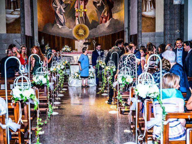 Il matrimonio di Marino e Donatella a Nembro, Bergamo 18