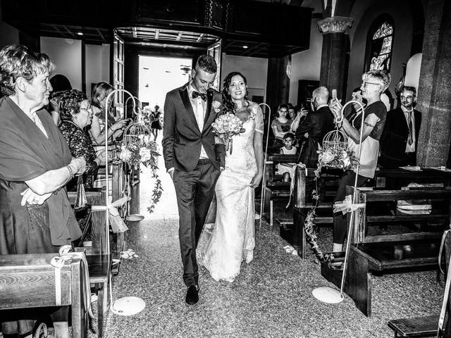 Il matrimonio di Marino e Donatella a Nembro, Bergamo 19