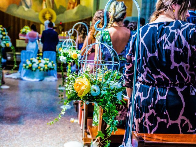 Il matrimonio di Marino e Donatella a Nembro, Bergamo 20