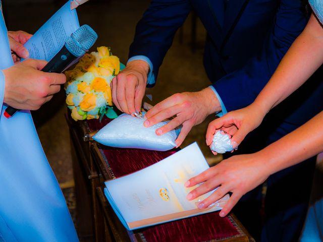 Il matrimonio di Marino e Donatella a Nembro, Bergamo 22