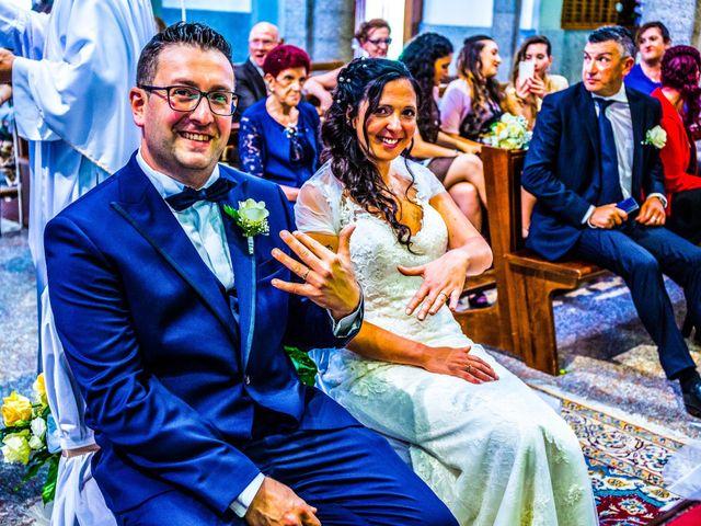 Il matrimonio di Marino e Donatella a Nembro, Bergamo 25