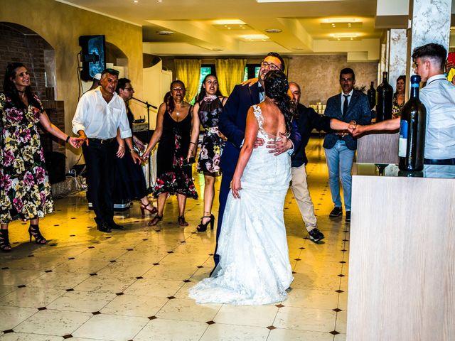 Il matrimonio di Marino e Donatella a Nembro, Bergamo 28