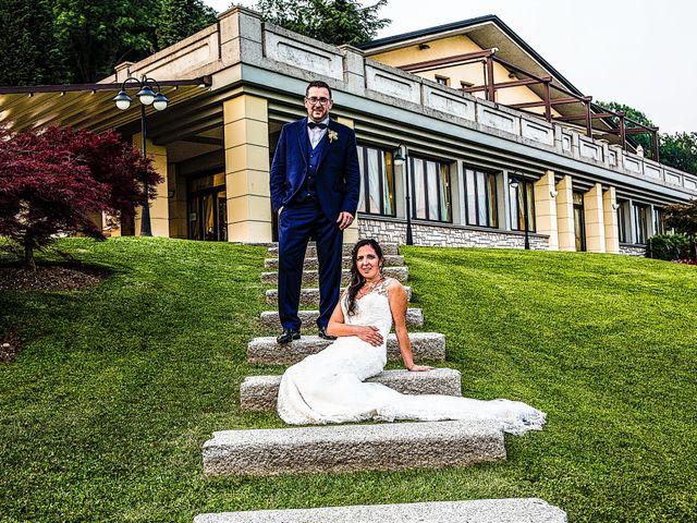 Il matrimonio di Marino e Donatella a Nembro, Bergamo 32