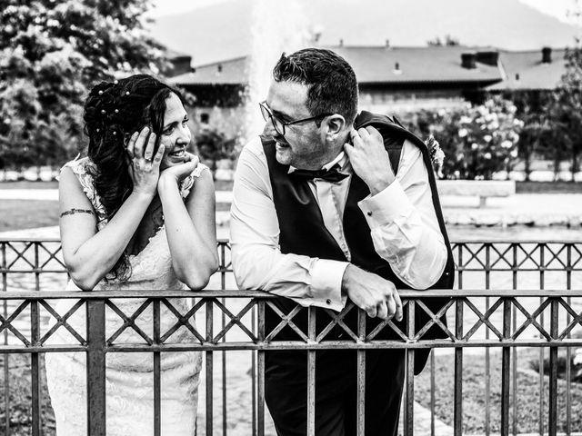 Il matrimonio di Marino e Donatella a Nembro, Bergamo 35