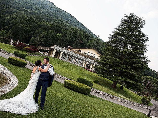 Il matrimonio di Marino e Donatella a Nembro, Bergamo 36