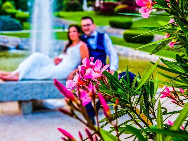 Il matrimonio di Marino e Donatella a Nembro, Bergamo 37