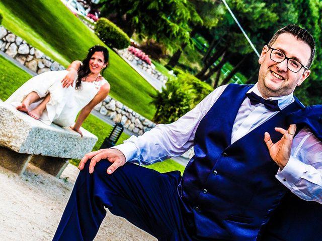 Il matrimonio di Marino e Donatella a Nembro, Bergamo 41