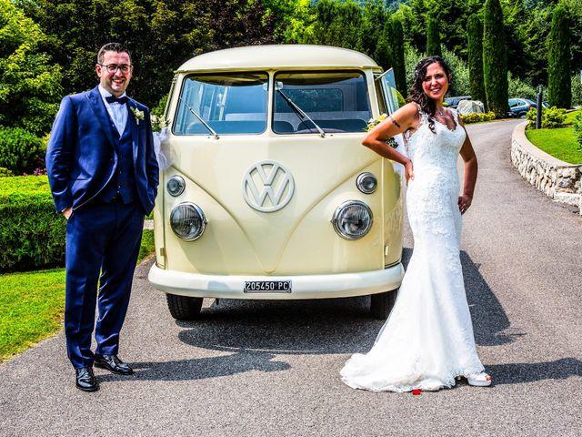Il matrimonio di Marino e Donatella a Nembro, Bergamo 42