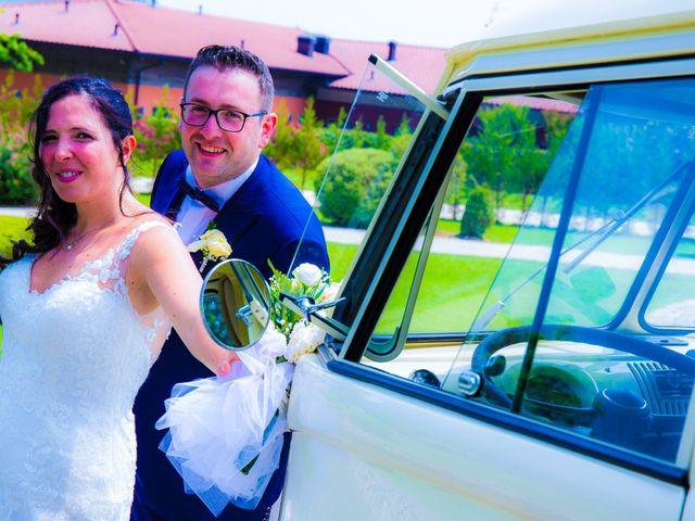 Il matrimonio di Marino e Donatella a Nembro, Bergamo 43