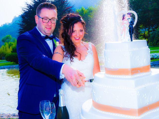 Il matrimonio di Marino e Donatella a Nembro, Bergamo 46