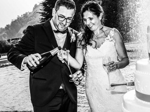 Il matrimonio di Marino e Donatella a Nembro, Bergamo 47