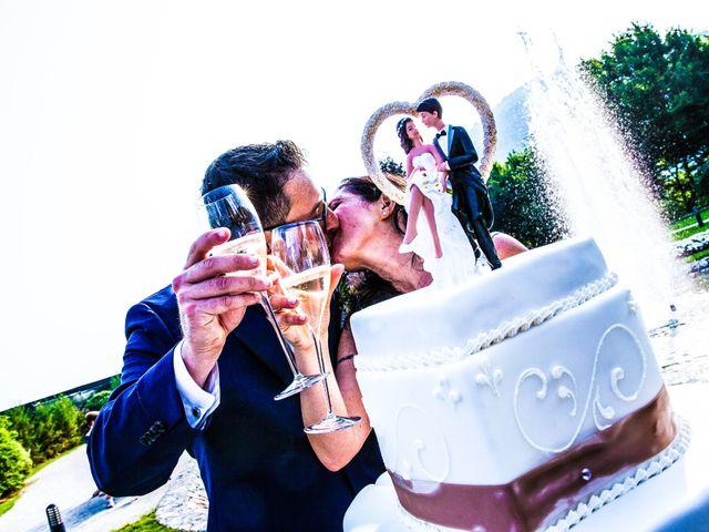 Il matrimonio di Marino e Donatella a Nembro, Bergamo 48