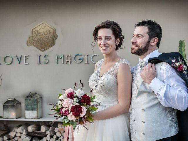 Il matrimonio di Ivan e Chiara a Scanzorosciate, Bergamo 41