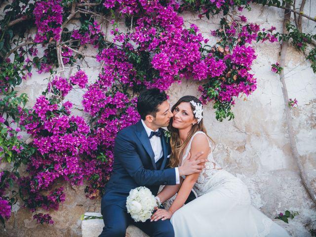 le nozze di Anna e Mimmo