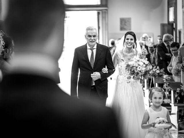 Il matrimonio di Matteo e Giulia a Bariano, Bergamo 13