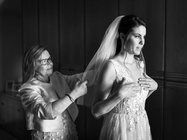 Il matrimonio di Matteo e Giulia a Bariano, Bergamo 14