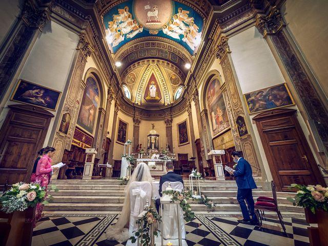 Il matrimonio di Matteo e Giulia a Bariano, Bergamo 16