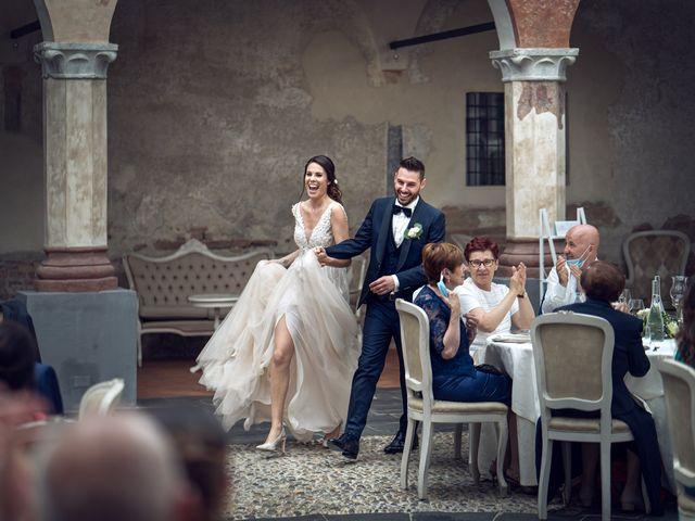 Il matrimonio di Matteo e Giulia a Bariano, Bergamo 22