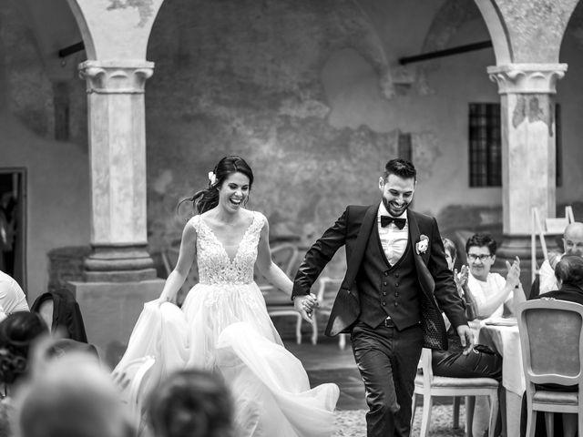 Il matrimonio di Matteo e Giulia a Bariano, Bergamo 23