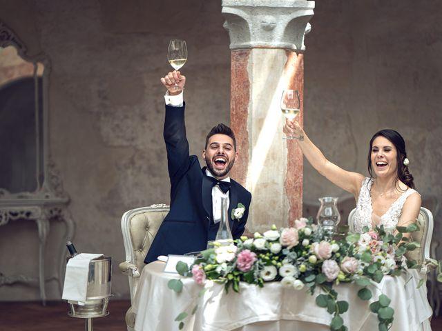 Il matrimonio di Matteo e Giulia a Bariano, Bergamo 24