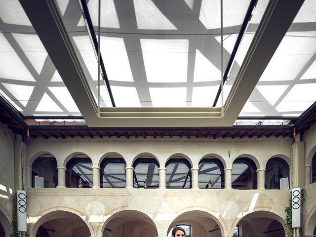Il matrimonio di Matteo e Giulia a Bariano, Bergamo 26