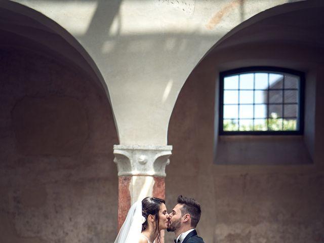 Il matrimonio di Matteo e Giulia a Bariano, Bergamo 27