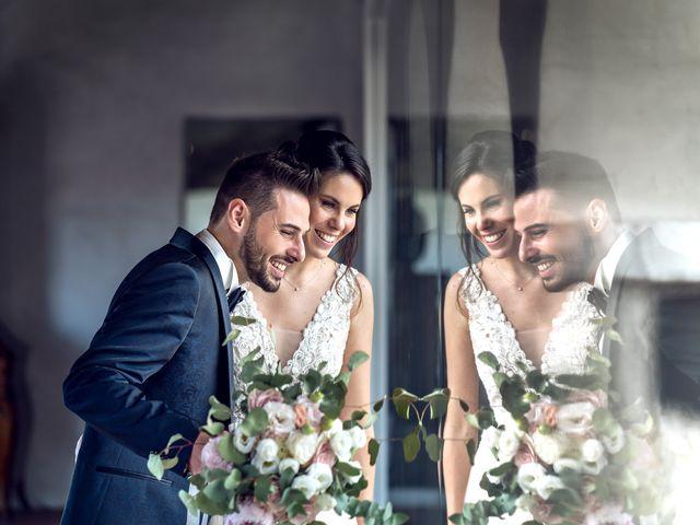 Il matrimonio di Matteo e Giulia a Bariano, Bergamo 28