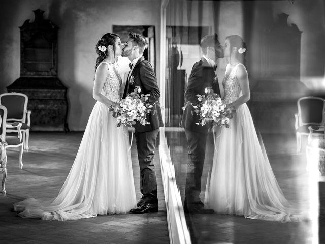 Il matrimonio di Matteo e Giulia a Bariano, Bergamo 29