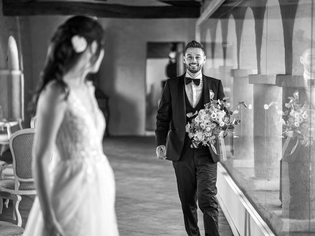 Il matrimonio di Matteo e Giulia a Bariano, Bergamo 31
