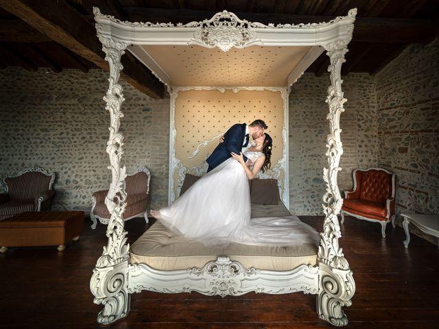 Il matrimonio di Matteo e Giulia a Bariano, Bergamo 32