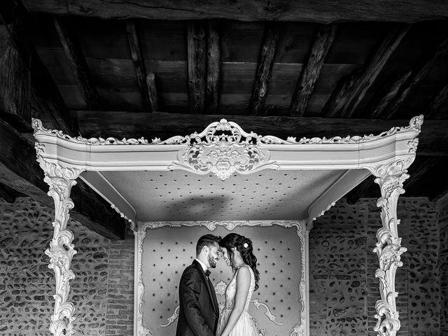 Il matrimonio di Matteo e Giulia a Bariano, Bergamo 33