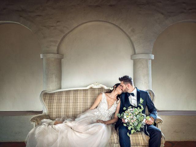 Il matrimonio di Matteo e Giulia a Bariano, Bergamo 36