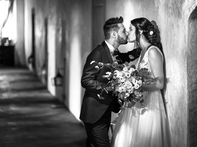 Il matrimonio di Matteo e Giulia a Bariano, Bergamo 38