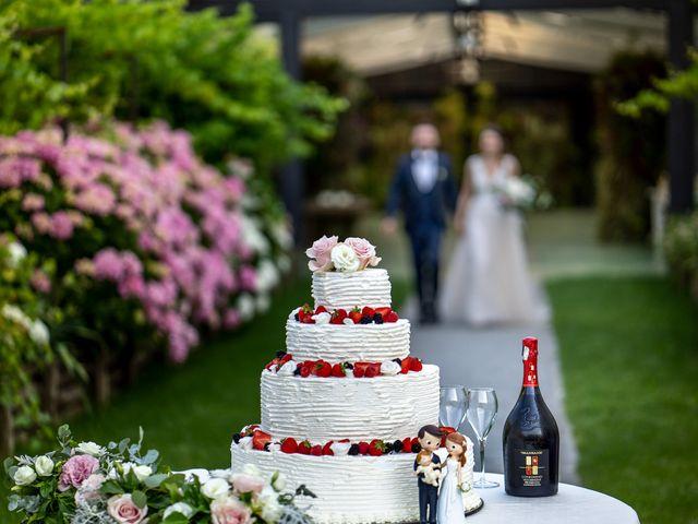 Il matrimonio di Matteo e Giulia a Bariano, Bergamo 39