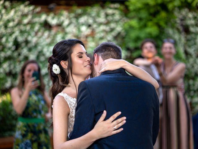 Il matrimonio di Matteo e Giulia a Bariano, Bergamo 42